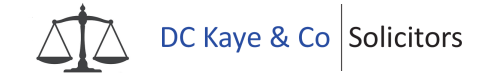DC Kaye & Co Solicitors